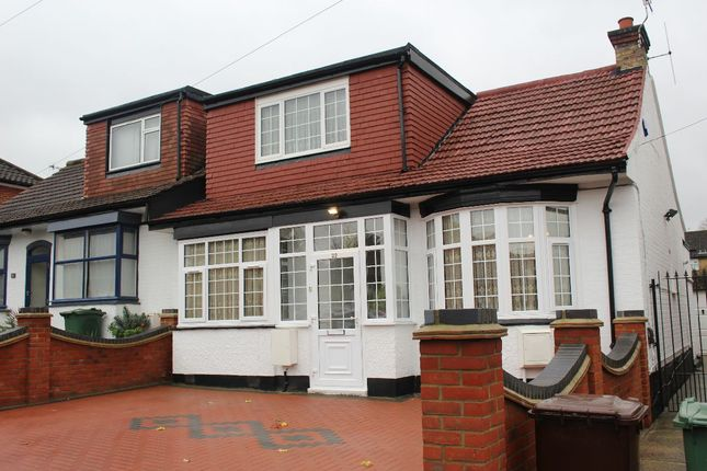 Thumbnail Bungalow for sale in Mark Avenue, Chingford, London