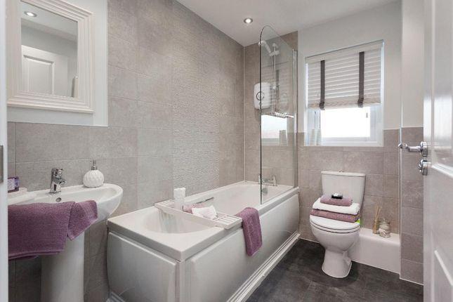 Bathroom of The Blair, Early Braes, Barlanark, Glasgow G33