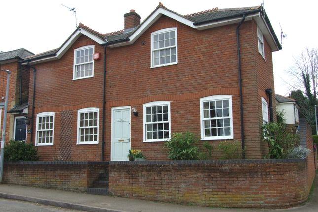 Thumbnail Terraced house for sale in Mount Pleasant, Aspley Guise