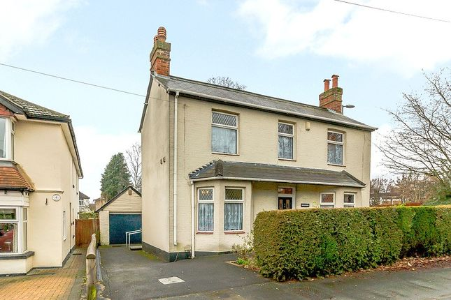 Thumbnail Detached house for sale in Barrack Path, St Johns