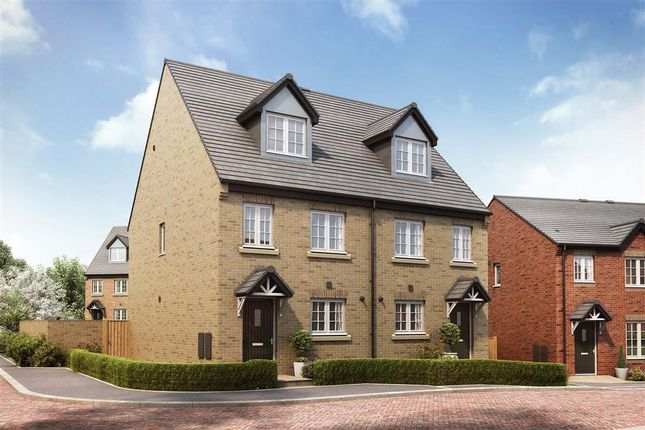 "3 bed semi-detached house for sale in ""The Alton G  -  Plot 37"" at Woodend Cottages, Woodend Road, Mirfield WF14"
