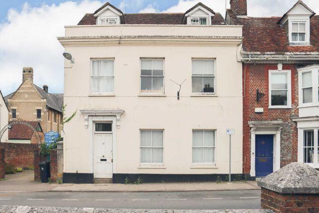 2 bed flat for sale in Salisbury Street, Blandford Forum DT11