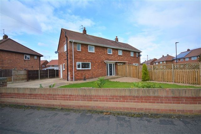 3 bed semi-detached house to rent in Milton Road, Carcroft, Doncaster DN6