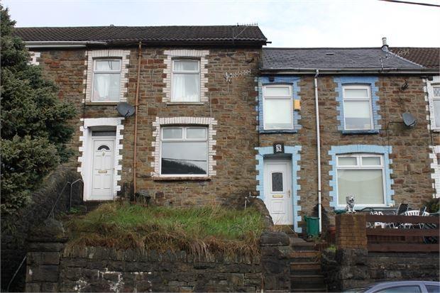 Thumbnail Terraced house to rent in Howard Street, Clydach Vale, Rhondda Cynon Taff.