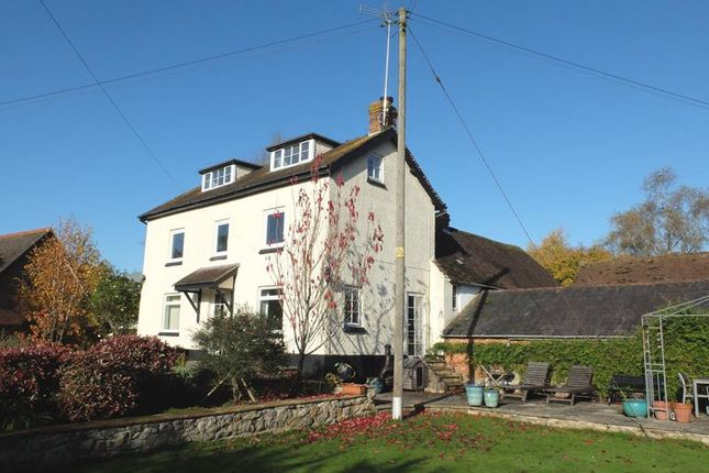 Thumbnail Detached house for sale in Old Church Road, Colwall, Malvern, Herefordshire