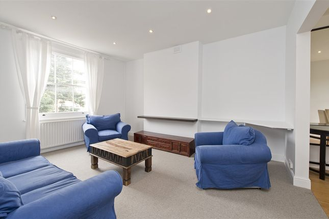 Thumbnail Flat to rent in Coningham Road, London