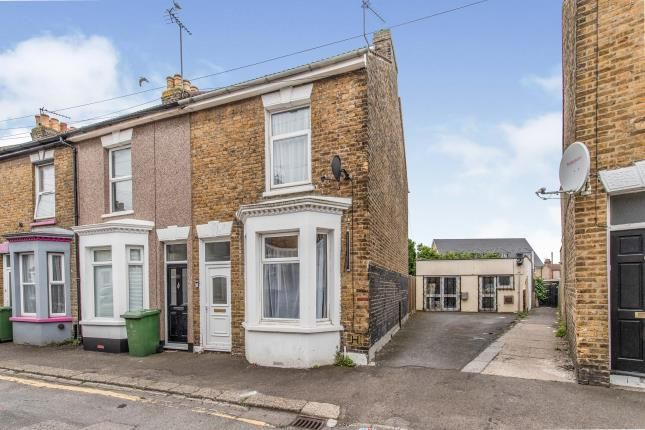 3 bed terraced house for sale in Harris Road, Sheerness, Isle Of Sheppey, Kent ME12