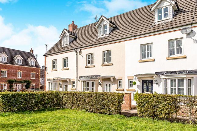 Thumbnail Terraced house for sale in Plouzane Road, Pencoed, Bridgend