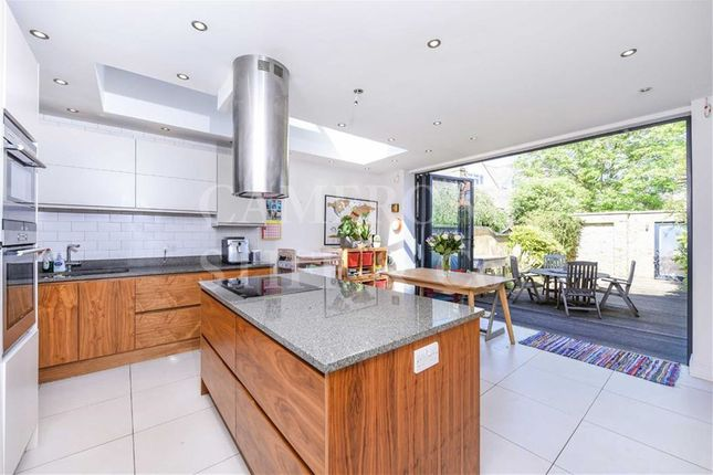 Thumbnail Terraced house to rent in Dudley Road, Queens Park, London