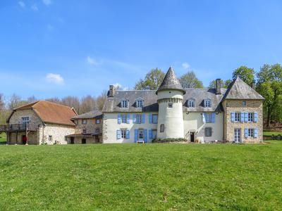 Thumbnail Equestrian property for sale in Bourganeuf, Creuse, France