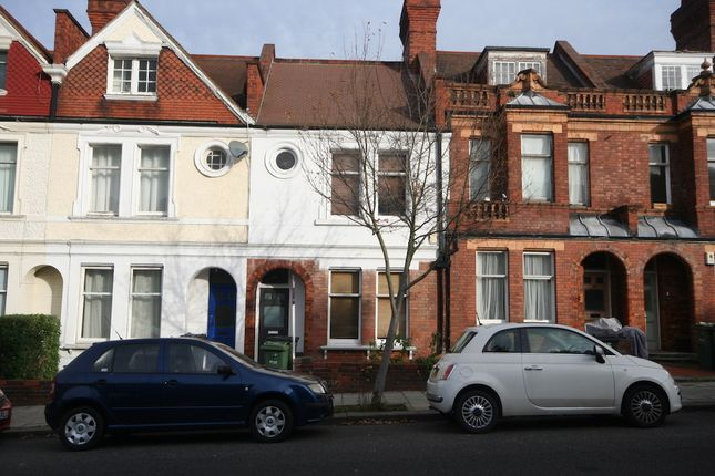 Thumbnail Triplex to rent in Amesbury Avenue, Streatham Hill
