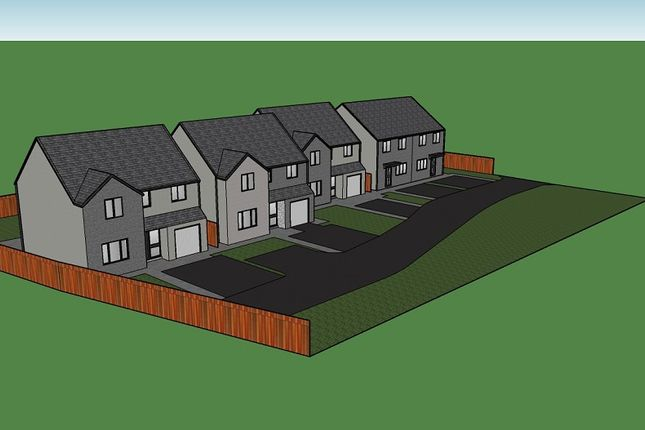 4 bedroom detached house for sale in Plot 4, Golygfa Or Bwlch, Cwmparc, Treorchy, Rhondda Cynon Taff.