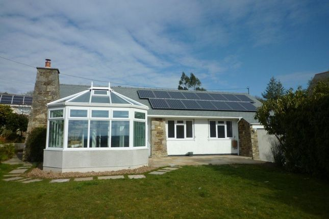 3 bed bungalow to rent in North Hill Park, St. Austell