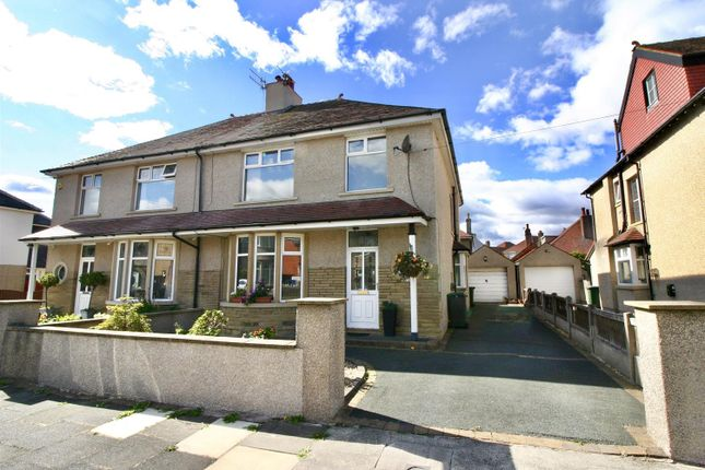 Thumbnail Semi-detached house for sale in Elm Grove, Morecambe