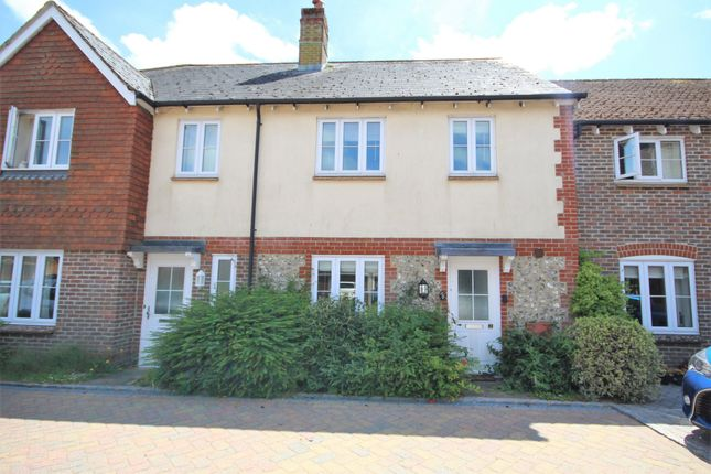 Terraced house for sale in Sycamore Court, Findon Village, Worthing