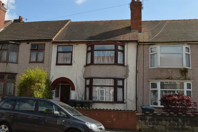 Thumbnail Terraced house to rent in Ro-Oak Road, Coundon, Coventry