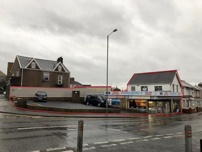 Thumbnail Retail premises for sale in Mainwarings Angling Centre, Vivian Road, Swansea, West Glamorgan