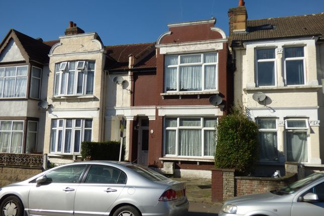 Thumbnail Terraced house for sale in Jersey Road, Ilford