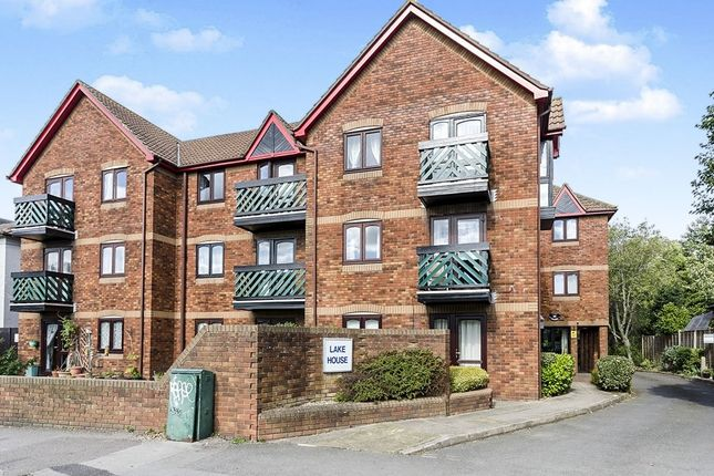 Thumbnail Flat for sale in Lake House, Paynes Road, Southampton, Hampshire