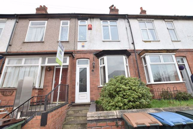 2 bed terraced house to rent in Brays Lane, Stoke, Coventry CV2