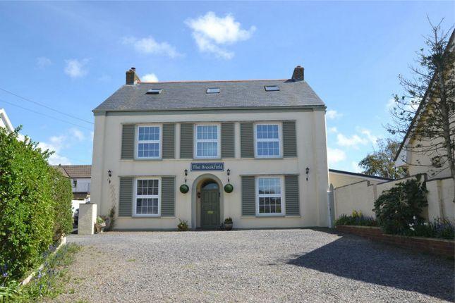 Detached house for sale in 45 South Street, Braunton, Devon