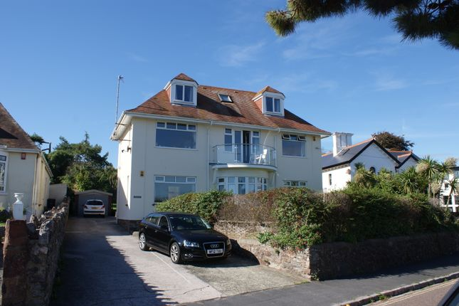 Thumbnail Flat to rent in Cliff Road, Torquay