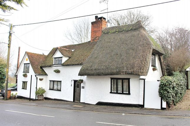 Thumbnail Detached house for sale in Rosemary Lane, Dunmow