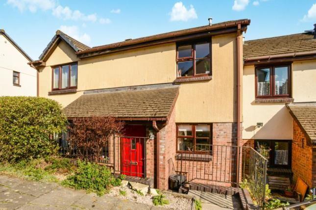 Thumbnail Terraced house for sale in Deacons Green, Tavistock
