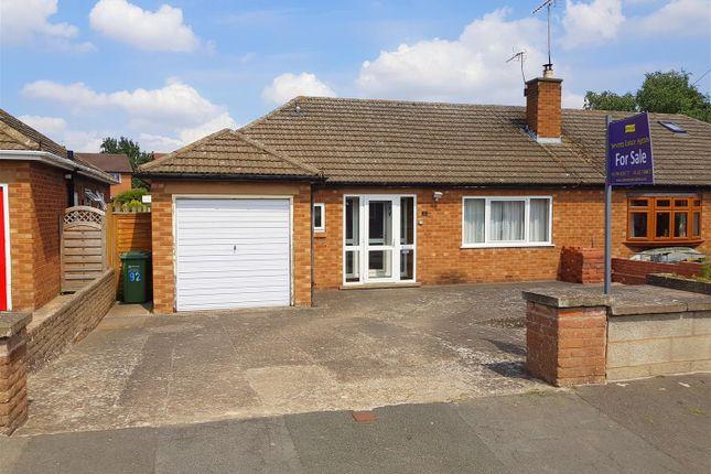 Thumbnail Semi-detached bungalow for sale in Dorsett Road, Stourport-On-Severn