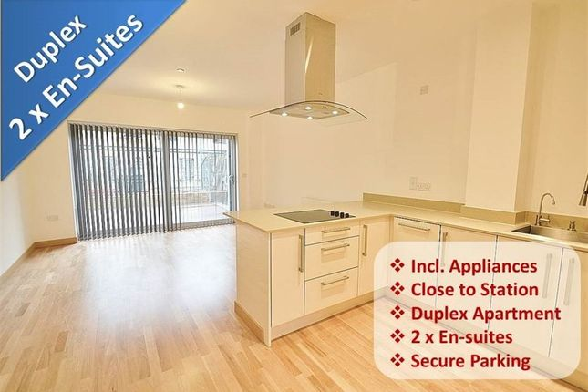 Thumbnail Flat to rent in Flamsteed Close, Grand Central, Rustat Road, Cambr