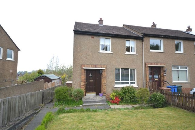 Thumbnail Terraced house for sale in Bantaskine Street, Falkirk
