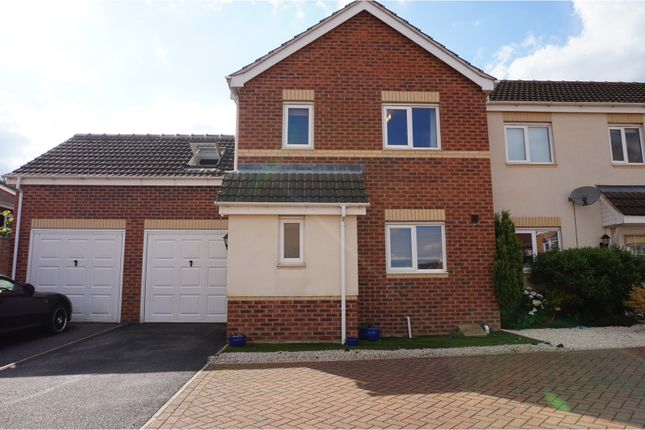 Thumbnail Semi-detached house to rent in Millrise Road, Berry Hill, Mansfield