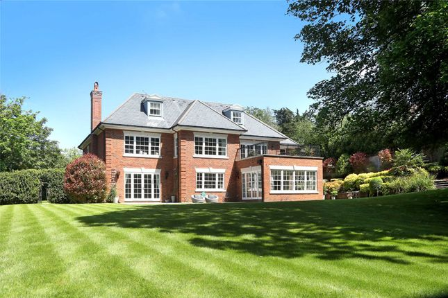 Thumbnail Detached house to rent in Harvest Hill, Bourne End