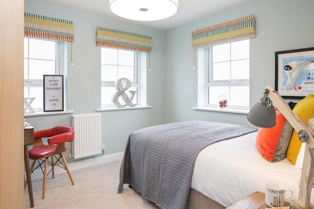 """Bedroom 2 of """"Hesketh"""" at """"Hesketh"""" At Lydiate Lane, Thornton, Liverpool L23"""