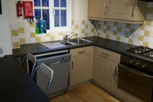 Thumbnail Terraced house to rent in Lychgate Close, Stoke-On-Trent