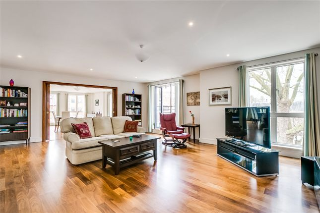 Thumbnail Flat for sale in Times Court, Retreat Road, Richmond