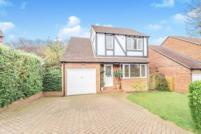 Thumbnail Detached house for sale in Woodbury Road, Walderslade Woods, Chatham