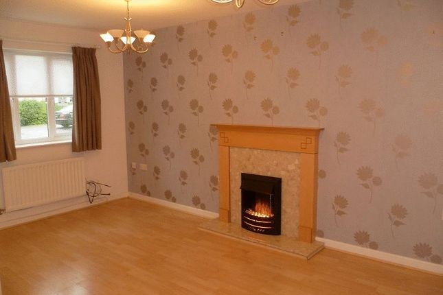 Thumbnail End terrace house to rent in Zander Road, Calne