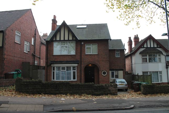 Thumbnail Detached house to rent in Derby Road, Lenton, Nottingham