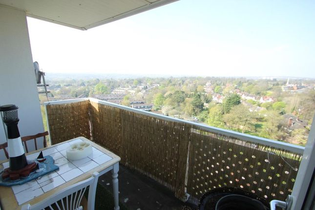Thumbnail Flat to rent in Malins Road, Harborne, Birmingham