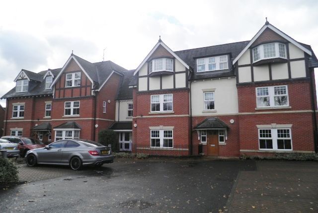 Thumbnail Flat to rent in Tudor Hill, Sutton Coldfield