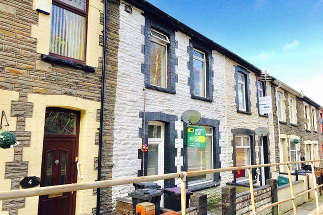 Terraced house to rent in Dan Y Deri Terrace, Merthyr Vale, Merthyr Tydfil