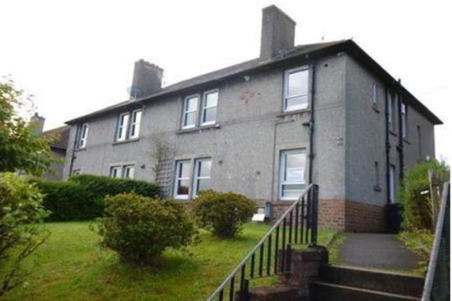 Thumbnail Flat to rent in Strathaven Road, Lesmahagow, Lanark
