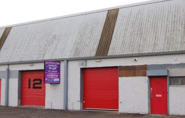 Thumbnail Light industrial to let in Dalziel Road, Glasgow