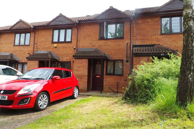 Thumbnail Town house to rent in Mackender Court, Scunthorpe