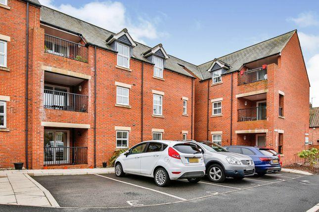 Thumbnail Flat for sale in Archers Court, Nevilles Cross, Durham City, County Durham