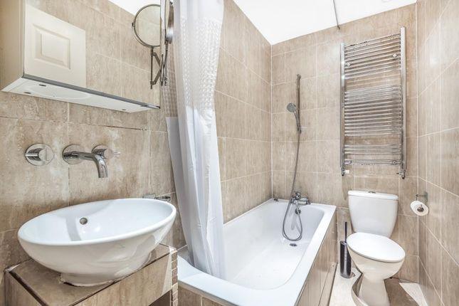 Bathroom of Greencroft Gardens, South Hampstead NW6