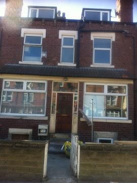 Thumbnail Flat to rent in Cross Flatts Drive, Beeston