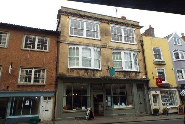 Thumbnail Flat to rent in Sadler Street, Wells