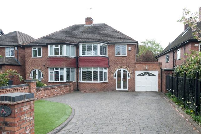 Thumbnail Semi-detached house for sale in Poppy Lane, Erdington, Birmingham
